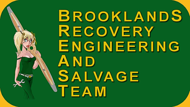 The Brooklands Recovery Engineering And Salvage Team